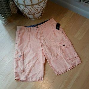 INC CONCEPTS   Men's Linen Blend Shorts NWT!